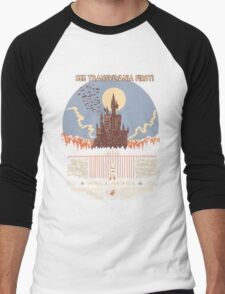See Castlevania First! Men's Baseball ¾ T-Shirt
