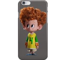 is he a vampire ? iPhone Case/Skin