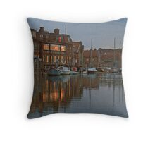 Blakeney at Dusk Throw Pillow