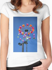 The Spin I'm In Women's Fitted Scoop T-Shirt