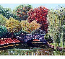 'The Bridge at Freedom Park' Photographic Print
