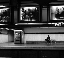 Urban Loneliness by Adnane Mouhyi