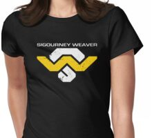 Sig Weav Womens Fitted T-Shirt