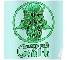 Samhain Strange Craft Cult Poster