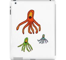 Octopus for kids tee iPad Case/Skin