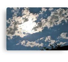 Spanish Atmosphere  Canvas Print