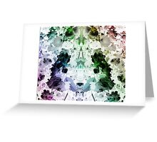 Rainbow Collection Greeting Card
