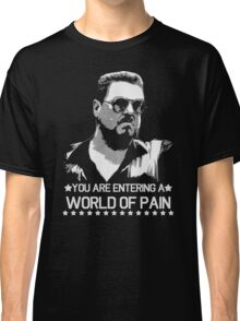 World of Pain Funny Movie Funny Cotton S-XXL Adult T Shirt Classic T-Shirt