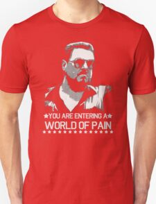 World of Pain Funny Movie Funny Cotton S-XXL Adult T Shirt Unisex T-Shirt