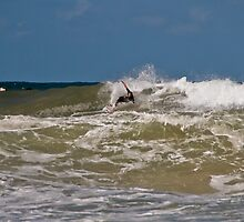Lennox Heads - Surfing by benjilach