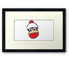 Ape Escape Framed Print