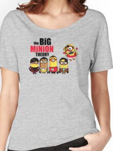 The theory t-shirt funny Mini Banana tee Women's Relaxed Fit T-Shirt