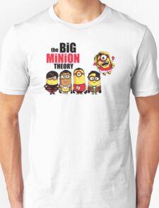 The theory t-shirt funny Mini Banana tee Unisex T-Shirt