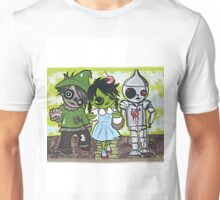 Dorothy of Ozzzombies Unisex T-Shirt