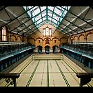 Victoria Baths.. by Michelle McMahon