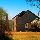 The old farmhouse, it's still standing. by myraj