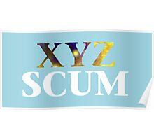 Yugioh XYZ Scum Arc V Poster