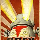 OBEY Version 2 by mdkgraphics