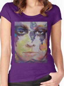 Pandora Women's Fitted Scoop T-Shirt