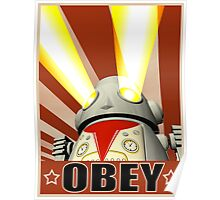 OBEY Version 1 Poster