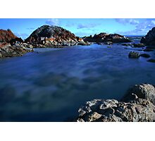 Cold Gulch Photographic Print