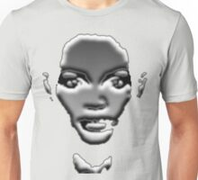 Metal Woman Unisex T-Shirt