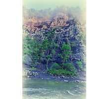 Water Falls Photographic Print