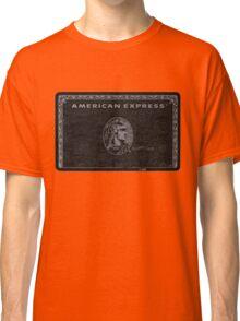 American Express Black Classic T-Shirt