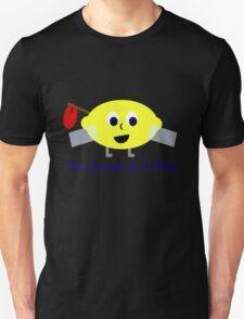 Travelling Lemon T-Shirt