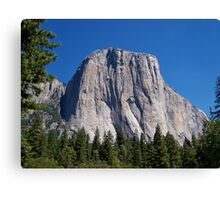 El Capitan - Yosemite Canvas Print
