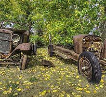 Rust in Peace HDR by Myron Watamaniuk
