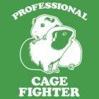 Professional Cage Fighter by ninjaink