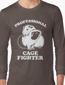 Professional Cage Fighter Long Sleeve T-Shirt