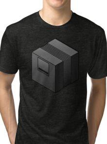 Next Cube Tri-blend T-Shirt