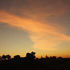 Calm Sunset by rentrules123