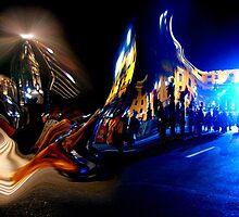 Lima - La Fiesta en la Calle II by elaine M stevenson