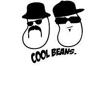 Cool Beans Gangsta Photographic Print