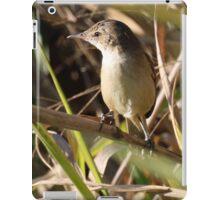 Reed Warber iPad Case/Skin