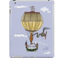 HOT AIR BALLOON STEAMPUNK STYLE IPAD COVER iPad Case/Skin