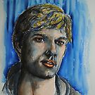Alex Pettyfer-Featured in the No Nudes group and in Painters universe group  by Françoise  Dugourd-Caput