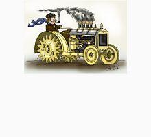 Steampunk Tractor Unisex T-Shirt