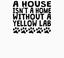 Without A Yellow Lab T-Shirt