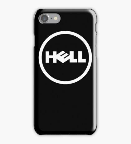 Computer Logo iPhone Case/Skin