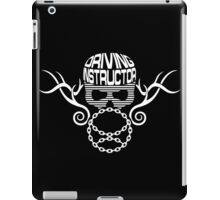 Driving Instructor Tribal iPad Case/Skin