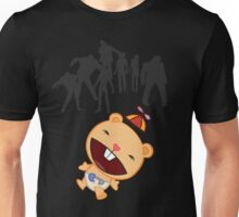 Happy Tree ZOMBIES Unisex T-Shirt