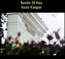 kuala kangsar, royal of history  by Farizal87