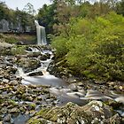 Thornton Force II, Ingleborough, Yorkshire Dales by Chris Tarling