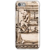 Some casual what iPhone Case/Skin