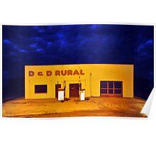 D&D Rural Poster