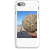 Putting things into perspective iPhone Case/Skin